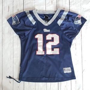 Tom Brady Reebok Jersey